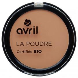 Poudre compacte Abricot - Certifiée bio