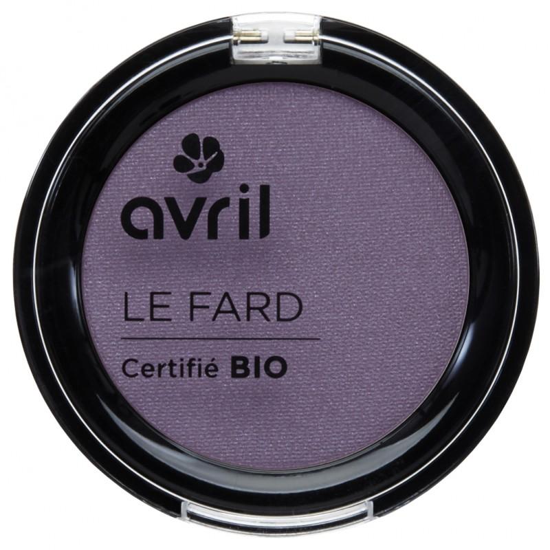 fard paupi res violet mauve iris bio. Black Bedroom Furniture Sets. Home Design Ideas