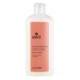 Shampooing Éclat Couleur – Cheveux colorés et méchés  250 ml – Certifié bio