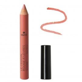 Crayon rouge à lèvres Rose Délicat  Certifié bio
