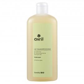 Shampooing Purifiant – Cheveux gras  250 ml - Certifié bio
