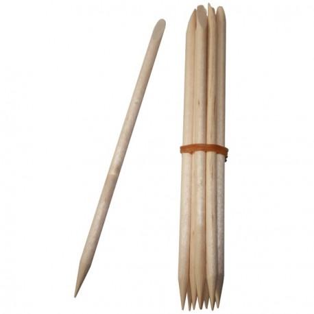repousses cuticules en bois vendu en lot b tonnets de bois tr s r sistant pour repousser les. Black Bedroom Furniture Sets. Home Design Ideas