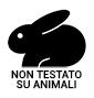 Cosmetico non testato su animali