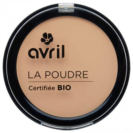 Poudre compacte Nude  Certifiée bio