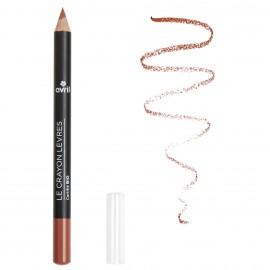 Crayon à lèvres Nude - Certifié Bio