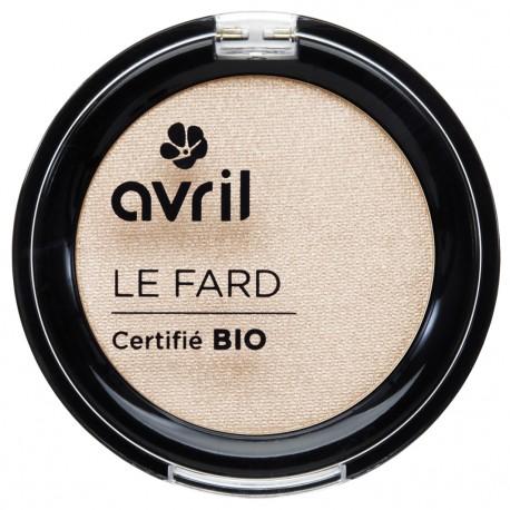 Fard à paupières Désert - Certifié bio