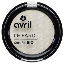 Fard à paupières Ivoire Nacré - Certifié bio