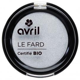 Fard à paupières Gris Perle Irisé - Certifié bio