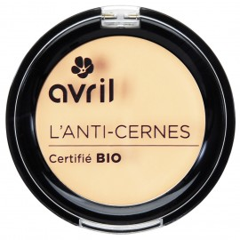 Anti-cernes Ivoire  Certifié bio