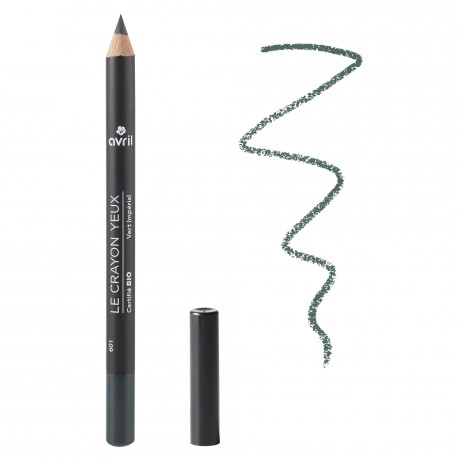 Crayon yeux Vert Impérial bio