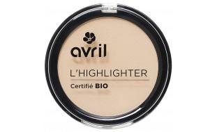 Highlighter  Certifié bio
