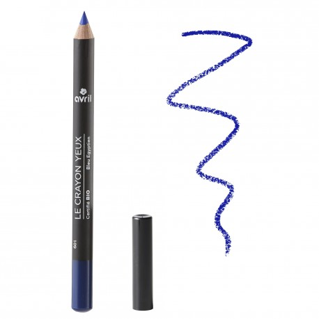 Crayon yeux Bleu Égyptien bio
