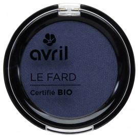 Fard à paupières Bleu de Minuit mat - Certifié bio