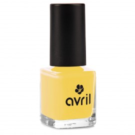 Vernis à ongles Jaune Curry