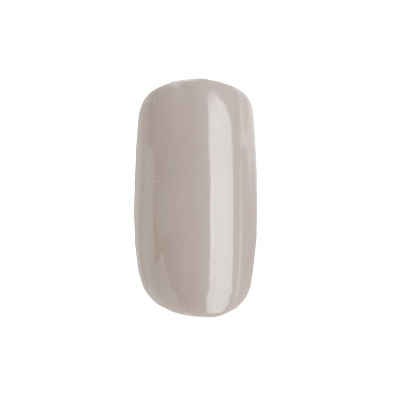 Vernis à ongles gris clair, galet