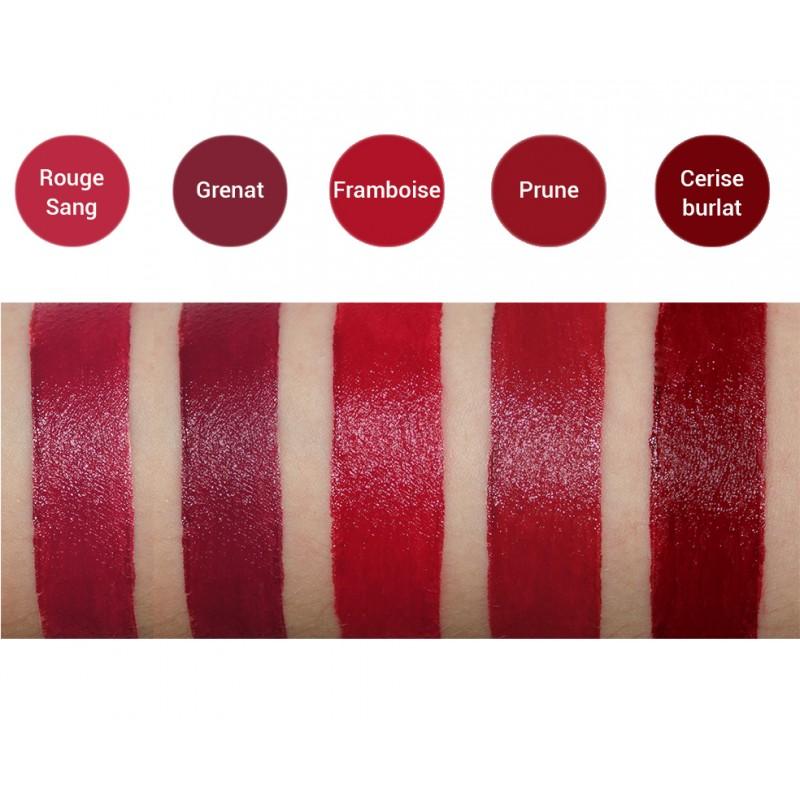 Rouge l vres bio framboise - Maquillage pas chere sans frais de port ...