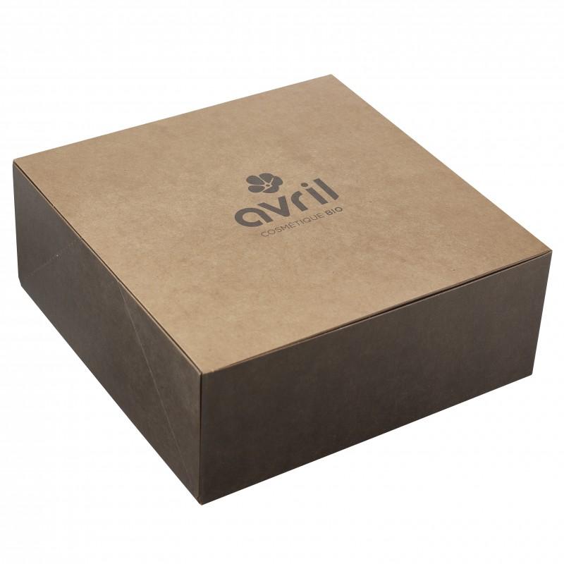 grand coffret cadeau carton pour cosmétiques