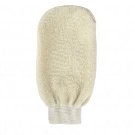 Gant nettoyant en coton bio