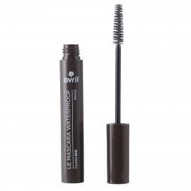 Mascara Waterproof Marron  Certifié bio