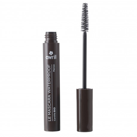 Mascara Waterproof Marron bio