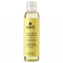 Huile sèche corporelle - A l'huile d'argan bio - 150 ml - Certifiée bio