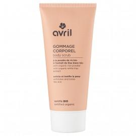 Gommage corporel - A l'huile essentielle de pamplemousse bio - 200 ml - Certifié bio