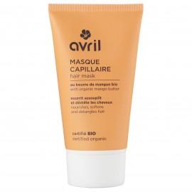 Masque capillaire - Au beurre de mangue  150 ml - Certifié bio