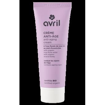 Crème anti-âge  50 ml – Certifiée bio