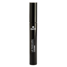 Mascara longue tenue Noir  Certifié bio