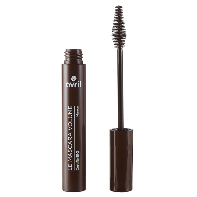 Mascara Volume Marron bio