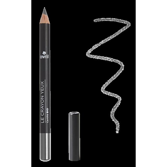 Crayon Gris Ardoise - Certifié bio