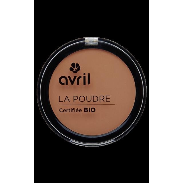 Poudre compacte Cuivré - Certifiée bio