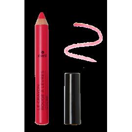 Crayon rouge à lèvres Rose Indien n°89  Certifié bio