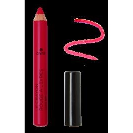 Crayon rouge à lèvres Griotte  Certifié bio