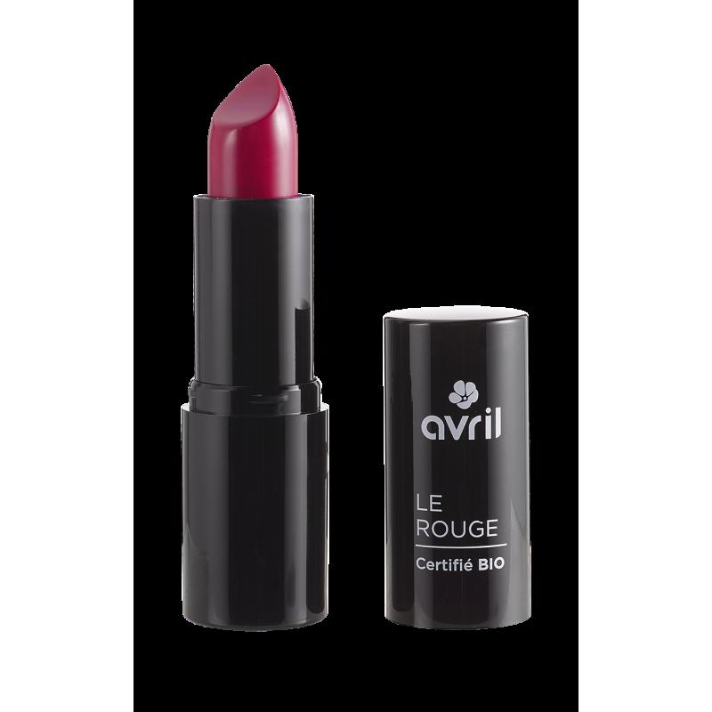 Rouge à Lèvres Bio Rouge Longue Tenue