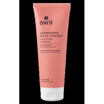 Shampooing Éclat Couleur  250 ml – Certifié bio