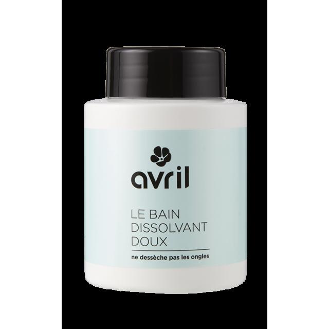 Bain dissolvant sans acétone - 75 ml