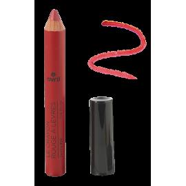 Crayon rouge à lèvres Rouge Franc bio