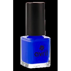 Vernis à ongles Bleu de France