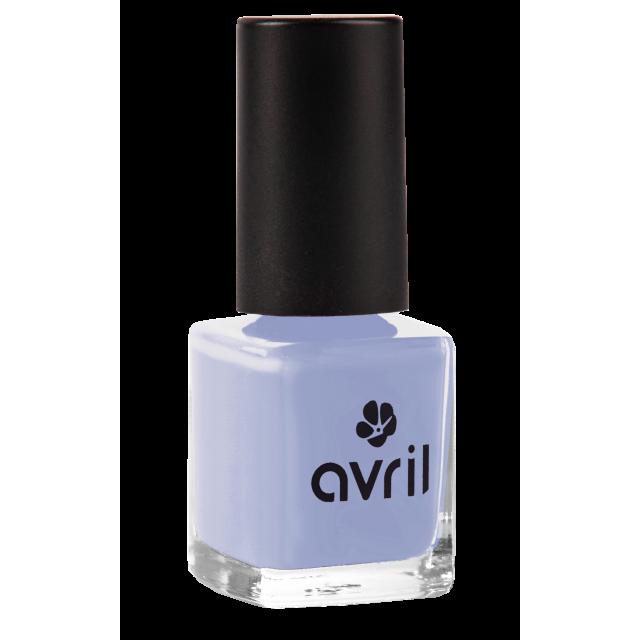 Vernis à ongles Bleu Layette