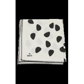 Furoshiki Galets 65 x 65 cm  Coton bio