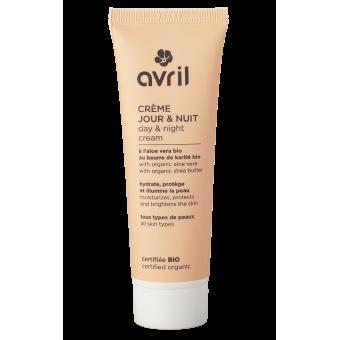 Crème jour et nuit  50 ml – Certifiée bio
