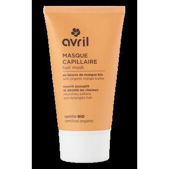 Masque capillaire  150 ml - Certifié bio