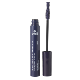 Mascara Waterproof Marine  Certifié bio