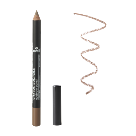 Crayon sourcils Blond Cendré   Certifié bio