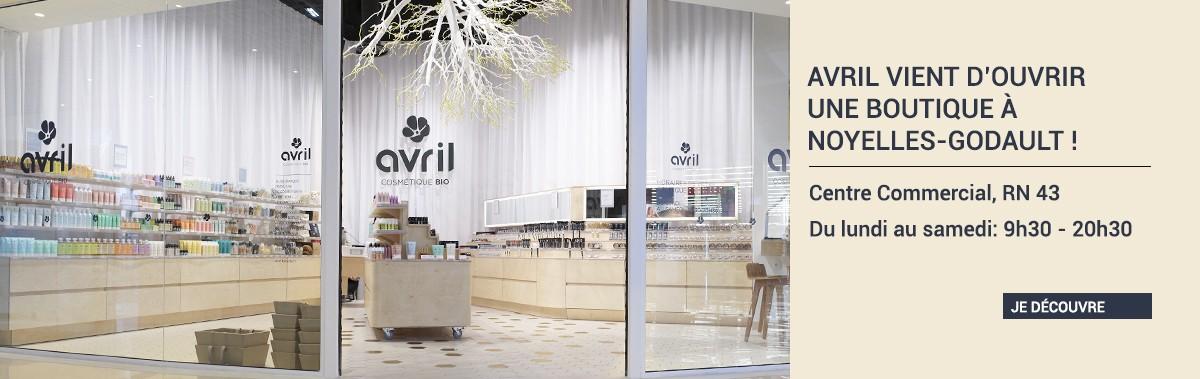 Avril vient d'ouvrir une boutique à Noyelles Godault