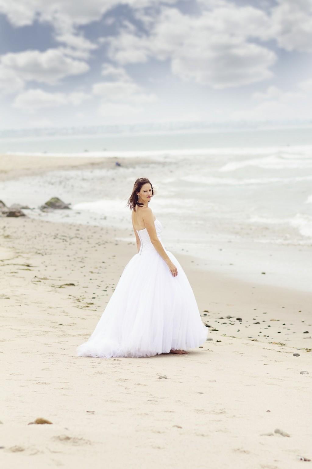 Maquillage de mariage naturel et bio